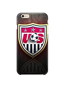 """ip60790 Usa united states soccer Glossy Case Cover For Iphone 6 (4.7"""")"""
