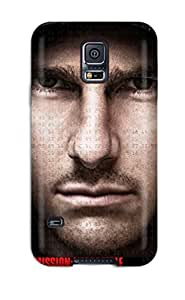 Hot Tpu Cover Case For Galaxy/ S5 Case Cover Skin - Mission Impossible Ghost Protocol