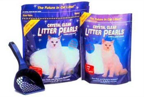 Ultra Pet Little Pearls Litter Scoop, 1-Count Scoop (Pack of 6), My Pet Supplies