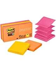 Post-it Super Sticky Pop-up Notes, 3 in x 3 in