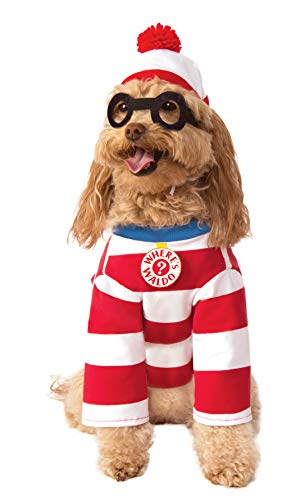 Rubie's Where's Waldo Pet Costume, ()