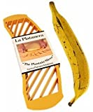 Plantain Slicer. 11 inches long. High impact plastic construction. (PLANTAIN NOT INCLUDED)