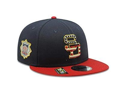 New Era San Diego Padres 2019 Stars & Stripes 4th of July 950 9FIFTY Snapback Adjustable Cap Hat