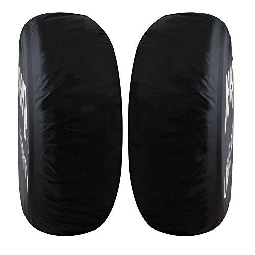 Moonet Canvas Car Spare Tire Cover Jeep Liberty Truck SUV Camper Wheel Care Fits R16 (79cm / 31.1inch)