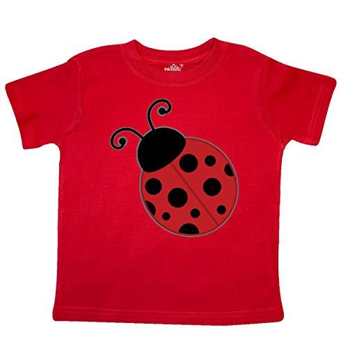 inktastic - Ladybug Toddler T-Shirt 2T Red 1d76e