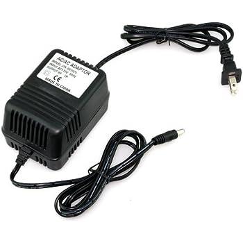 Amazon Com Hqrp Ac Adapter For Digitech Rp200a Rp250