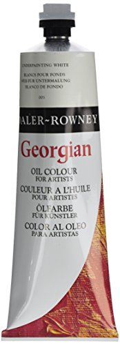 Daler-Rowney Georgian Oil Colours underpainting white 225 ml