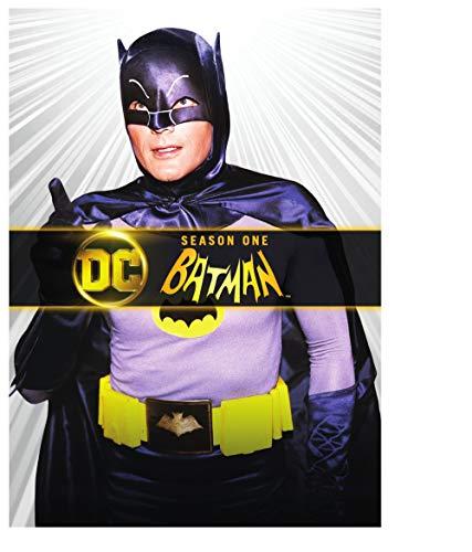 Batman: Season 1 (Adam West Batman Tv Series)