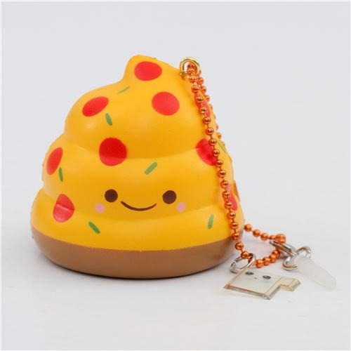 Squishy Uae : Scented pizza Mini Crazy Poo squishy by Puni Maru Toy in the UAE. See prices, reviews and buy ...