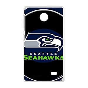Seattle Seahawks New Style High Quality Comstom Protective case cover For Nokia Lumia X