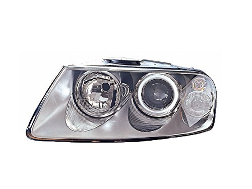 Volkswagen Touareg 04 - 07 Halogen Head Light Lamp 7L6 941 017 Bk Vw2502132 Lh (Touareg Headlight Assembly compare prices)
