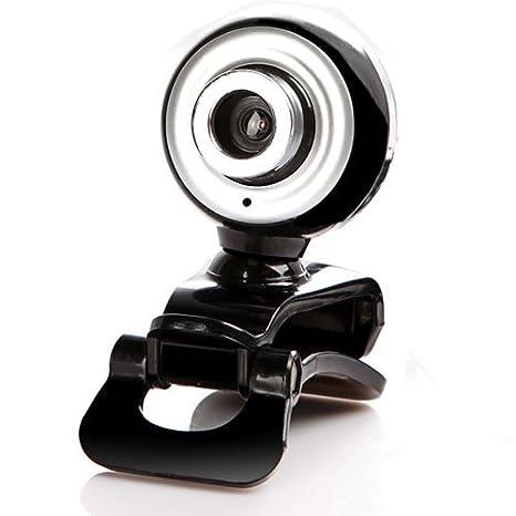 USB Webcam de Alta Definición de 50.0M. Cámara para Internet para PC Ordenador Portátil: Amazon.es: Electrónica