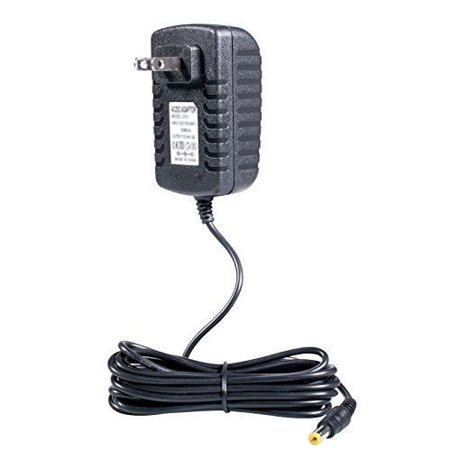 Galleon - LIBZAKI 12V 1 5A AC Adapter Charger For Casio WK