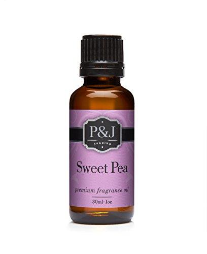 Sweet Pea Premium Grade Fragrance Oil - 1oz/30ml (Dropper Pea Sweet)