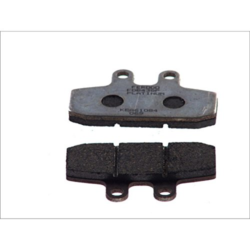 Ferodo brake pads fdb438p Platinum Road (Brake Pads Moto)/Brake Pads fdb438p Platinum Road (Motorcycle Brake Pads):
