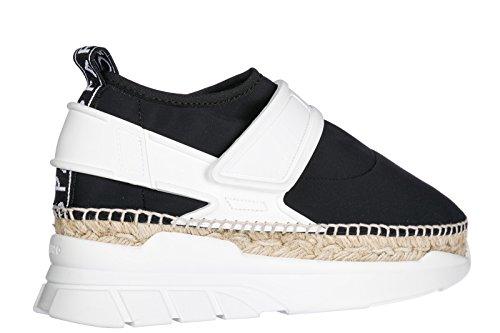Mocassini Da Donna Kenzo Slip On Sneakers Black
