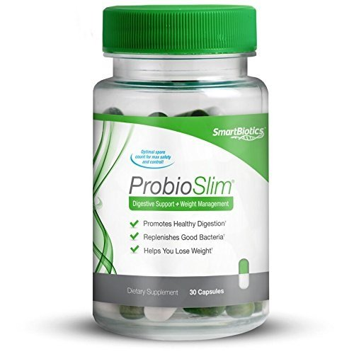 ProbioSlim, 30 Capsules Per Bottle (Pack of 5) by ProbioSlim