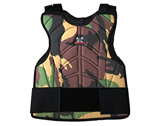 padded chest protector vest