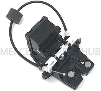 Amazon.com: Mercedes-Benz 171 750 01 85, Trunk Lock Actuator Motor:  Automotive | Trunk Lock Actuator Wiring Diagram |  | Amazon.com