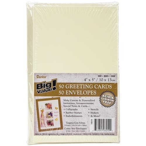 Darice Party Supplies, Ivory/Cream, 3 Each]()