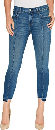 J Brand Women's Mid Rise Skinny Jeans, Repose, 32 by J Brand Jeans