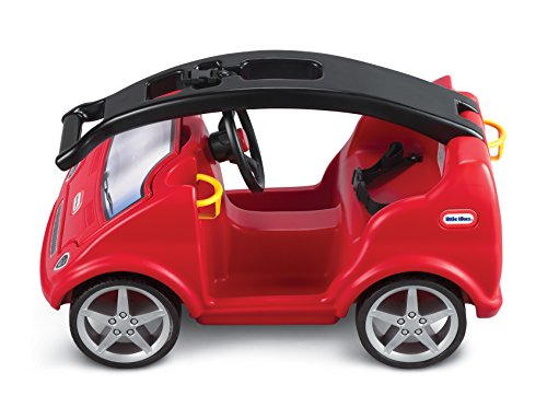 little tikes mobile ride on push car red buy online in uae toys and games products in the. Black Bedroom Furniture Sets. Home Design Ideas