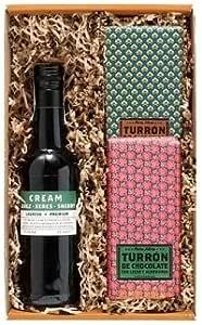 Petra Mora - Cesta de regalo gourmet: Pack cream dulce con ...