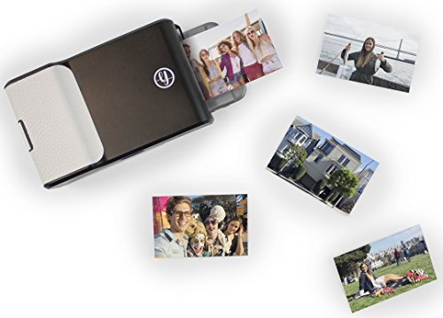 Prynt, Get Instant Photo Prints with The Prynt Case for Apple iPhone 6s , iPhone 6 , and iPhone 7 - Black