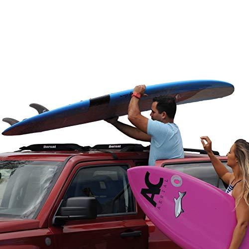 Dorsal Deluxe WrapRax Surf