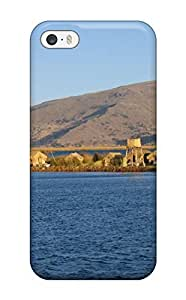 3590781K79756749 Premium Case For Htc One M9 Cover - Protective Skin - High Quality For Titicaca Lake