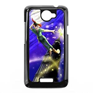 HTC One X Cell Phone Case Black Peter Pan nzkr