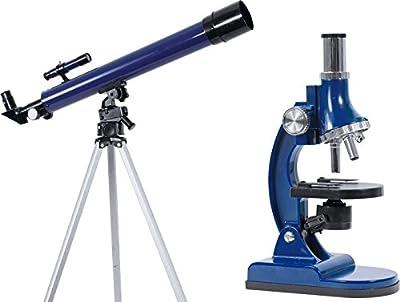 Celestron Science Kit Telescope/Microscope Combo