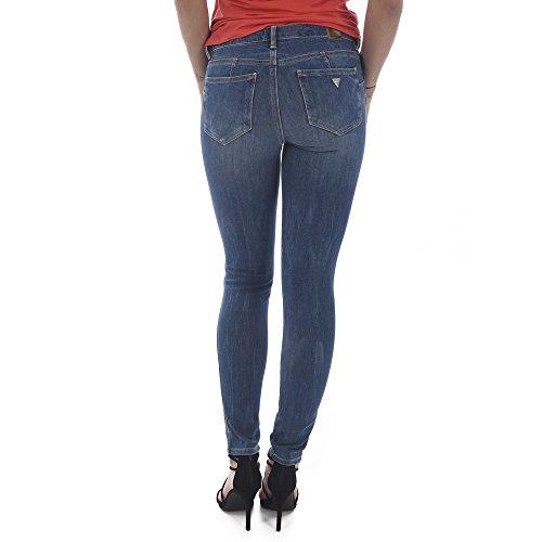 Azul Jeans UNBK GUESS W63AJ2D27T2 Mujer gSEwSqnYC