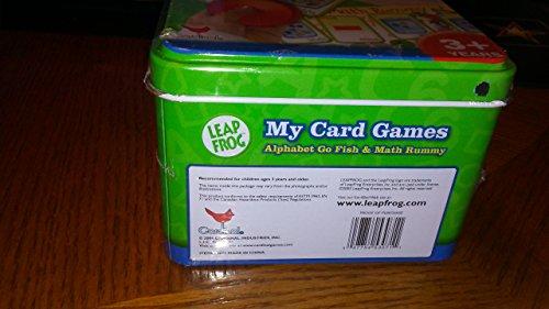 my alphabet card game - 1