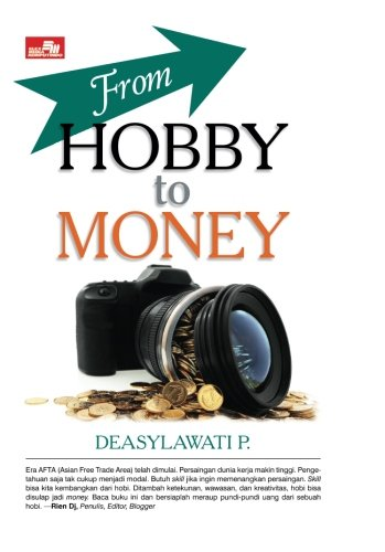 Read Online From Hobby to Money (Indonesian Edition) pdf