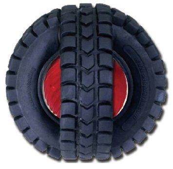 Blinky X-Tire Ball- Glowing Dog Ball - Small: 3.5