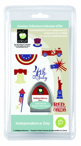 Cricut Seasonal Cartridge, Independence Day by Provo Craft & Novelty/ Cricut