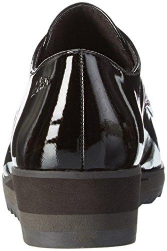 S oliver Patent Women's Black black Shoes 018 24603 BaBgrxq