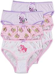My Little Pony Girls Underwear - Briefs 6-Pack