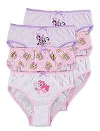 My Little Pony Girls Underwear | Briefs 6-Pack