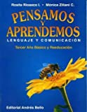 img - for Pensamos y Aprendemos - Tercer Ano Basico y Reeduc (Spanish Edition) book / textbook / text book