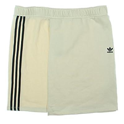 adidas Womens Contrast Stripe Pull on Skirt