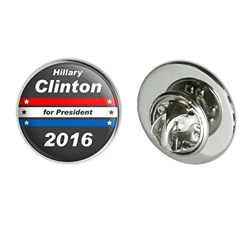 Hillary Clinton Democrat President Pinback
