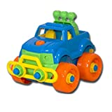 Hot Sale! Canserin Disassembly Car Truck Toys Educational Toys for Children Kids Christmas Gift