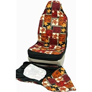 hawaiian car seat covers brown sea turtle. Black Bedroom Furniture Sets. Home Design Ideas