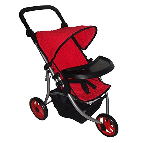 Age For A Jogging Stroller - 1