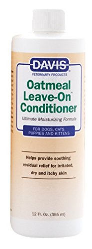 Davis Oatmeal Leave-On Dog and Cat Conditioner, ()