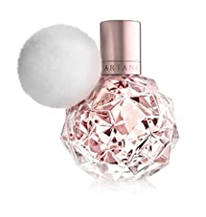 ARI by Ariana Grande Eau de Parfum Spray is a luscious and sexy fragrance. It opens with sparkling fruits and an ultra - feminine floralcy, passionately spun with musks, woods, and an addictive hint of marshmallow. Stunning from every angle, ...