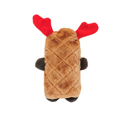 85%OFF ZippyPaws Holiday Squeaky Buddie No Stuffing Plush Dog Toy