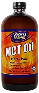 NOW Foods MCT 100% Oil, 32 fl oz (FFP)